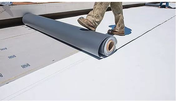 top rated commercial roofing services with tpo and flat roof near mesquite, tx